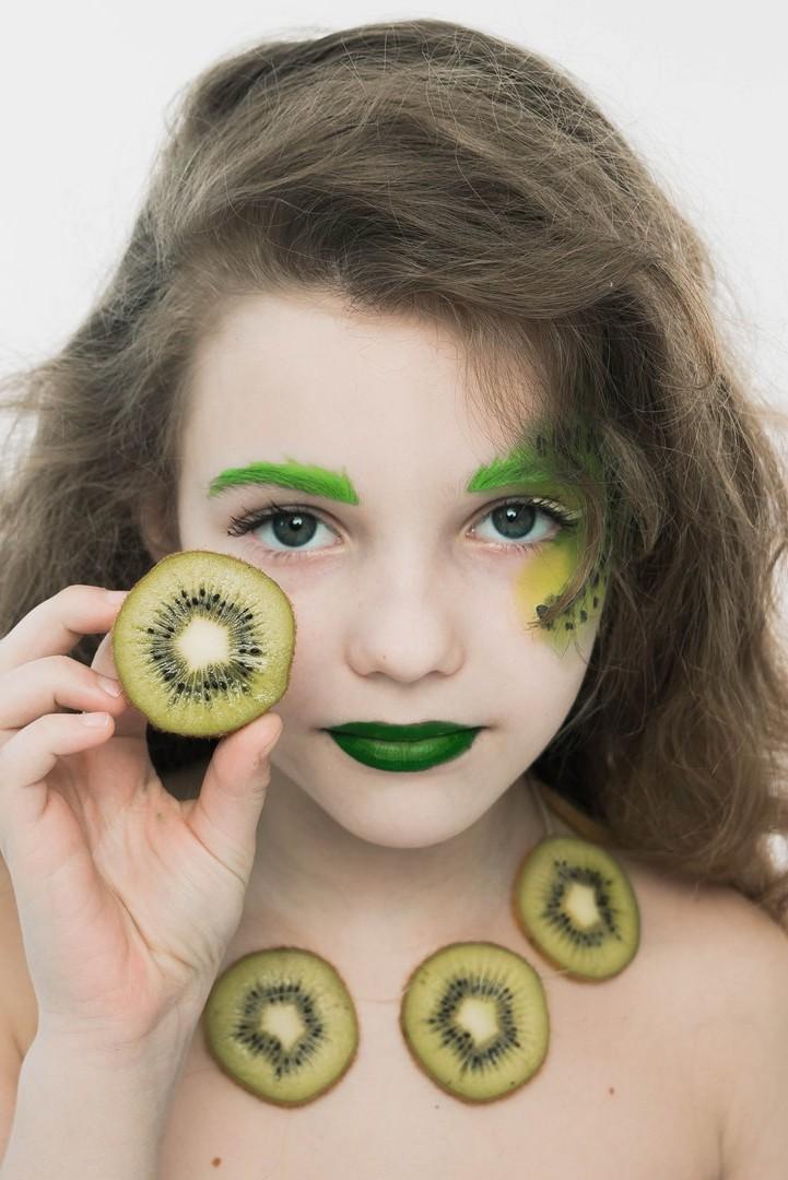 лишай картинки макияж с фруктами расскажем покажем